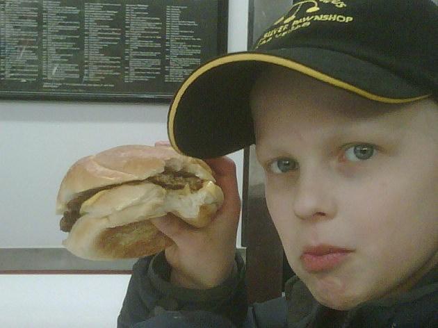 mark levine burger
