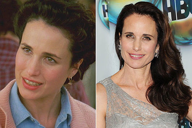 Andie MacDowell 'Groundhog Day'