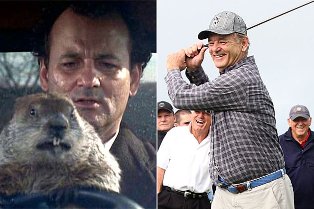Billy Murray 'Groundhog Day'