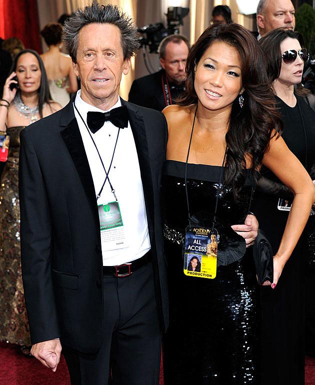 Brian Glazer 2012 Oscars Worst Dressed