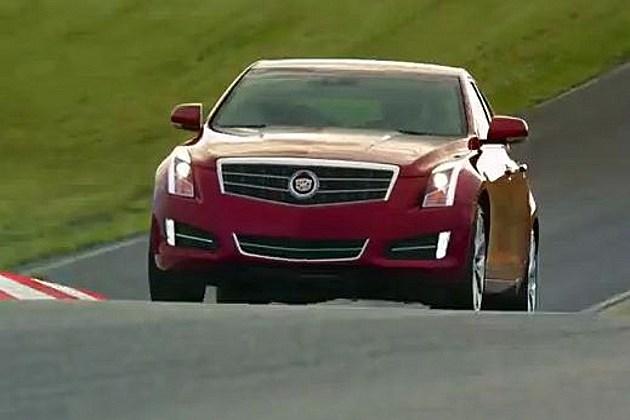 Cadillac ATS Super Bowl