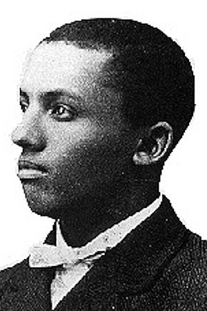 Carter G. Woodson portrait