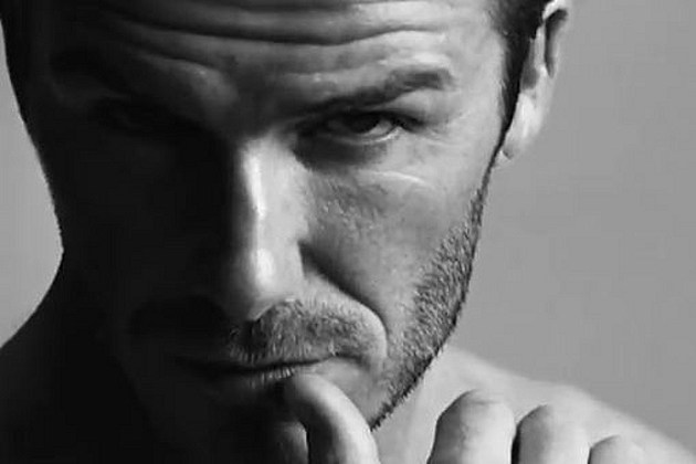 David Beckham bodywear H & M