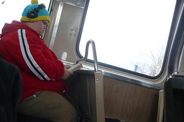 Eric Cartman in real life