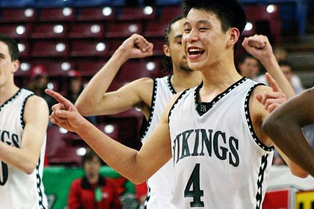 Jeremy Lin High school