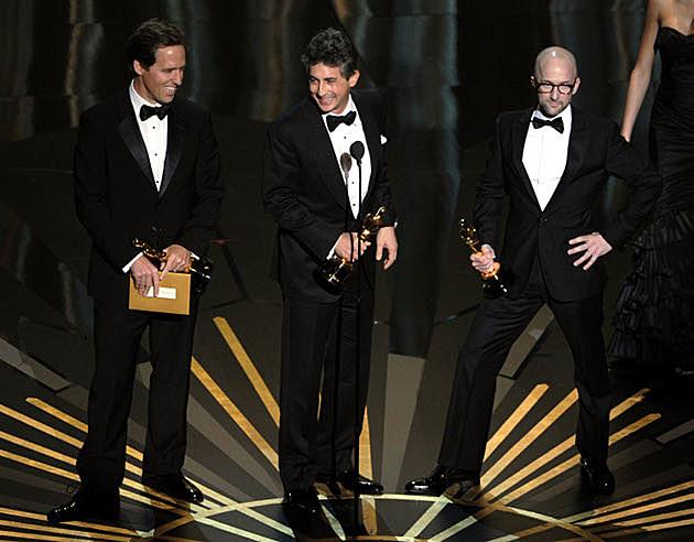 Jim Rash Oscars