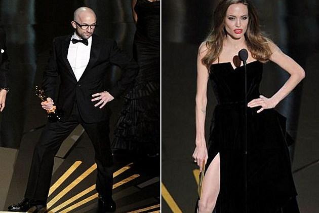 Jim Rash Angelina Jolie