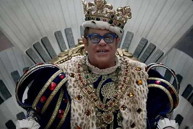 King Elton Super Bowl Pepsi