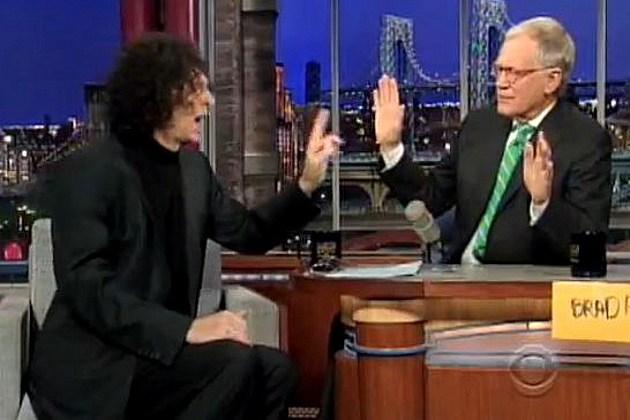Letterman Stern