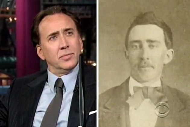 Nic Cage Civil War