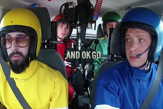 OK Go sonic