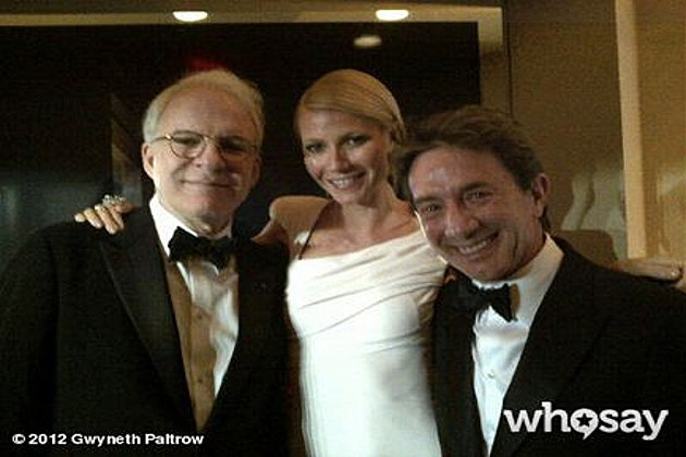 Paltrow Martin Short