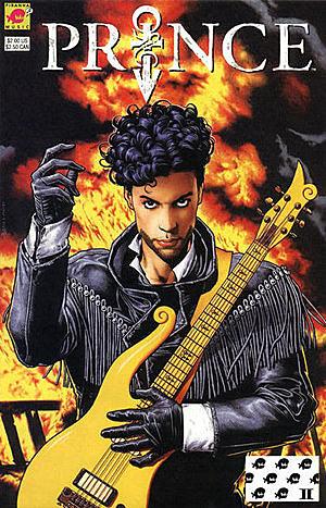 Prince DC Comics