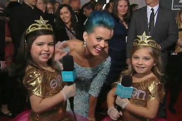 Sophia Grace Rosie Katy Perry