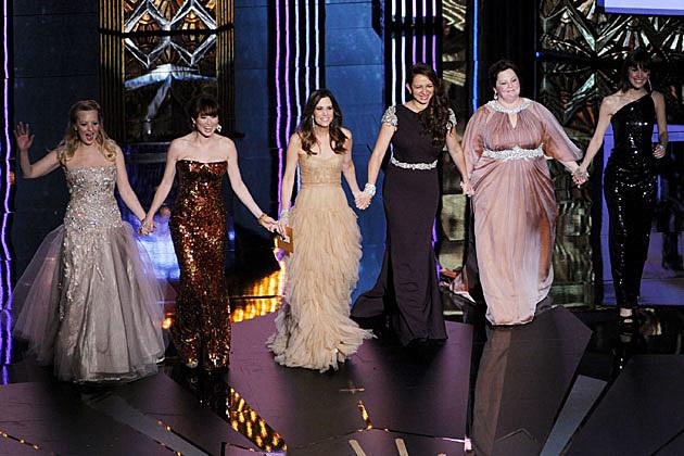 'Bridesmaids' 2012 Oscars