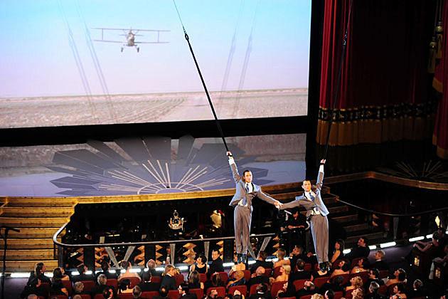 Cirque du Soleil 2012 Oscars
