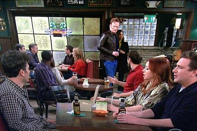 Conan O'brien How I met your mother