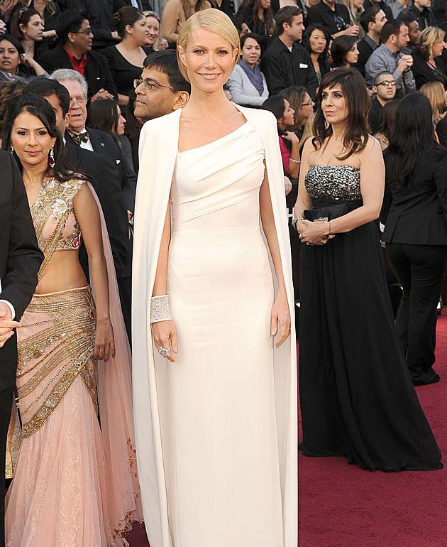 Gwyneth Paltrow 2012 Oscars Best Dressed