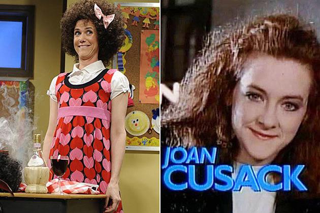 Kristen Wiig, Joan Cusack, 'SNL'