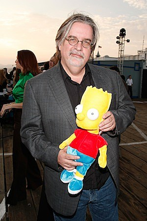 matt groening bart simpson life in hell