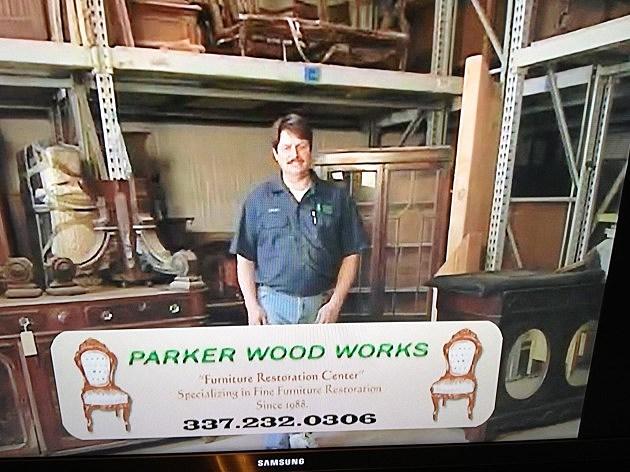 Ron Swanson Restores Furniture