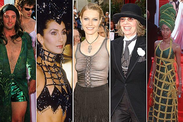 Weirdest Oscars Dresses
