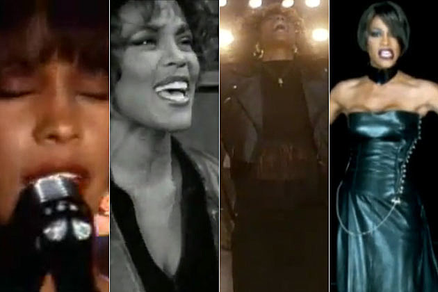 Whitney Houston Greatest Hits