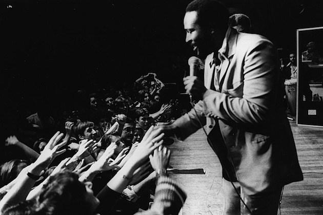 Marvin Gaye singer