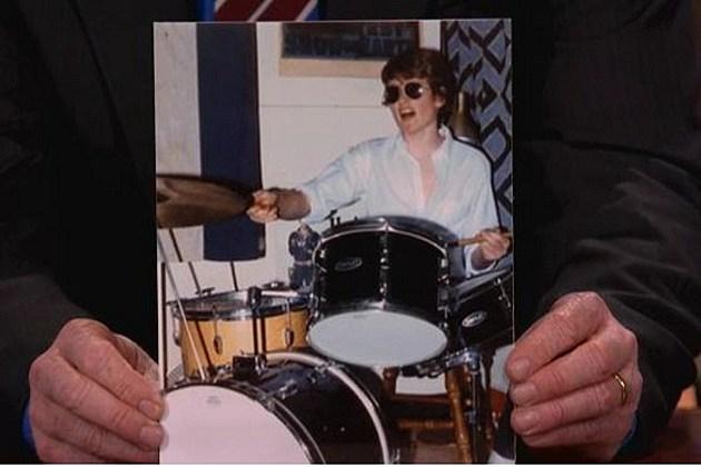 Conan Drumming