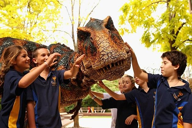 Dinosaur kids