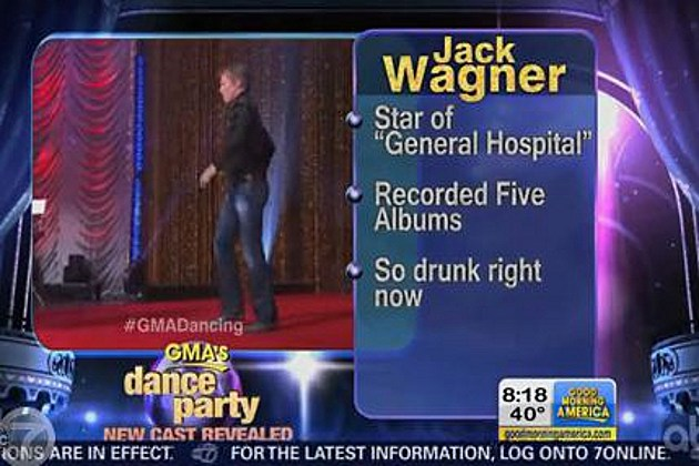 Jack Wagner Dancing With The Stars