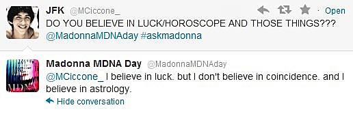 @MadonnaMDNAday