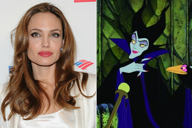 Angelina Jolie will play Maleficent in an upcoming Disney film