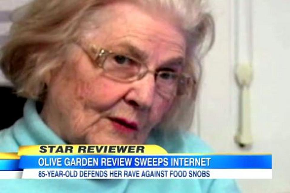 85 year old restaurant critics review of olive garden goes viral - Olive Garden Review