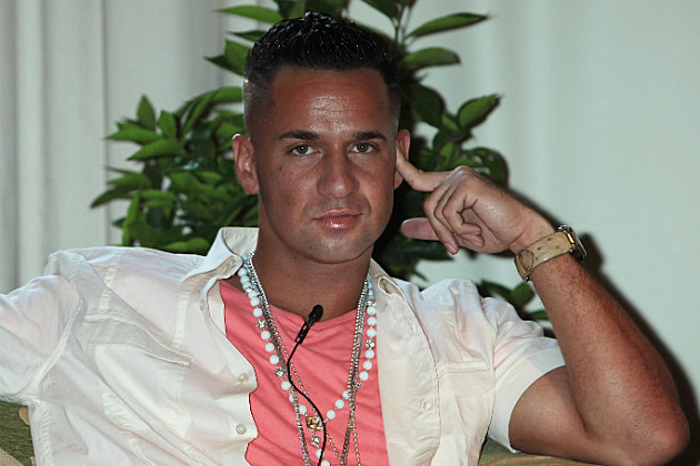 'Jersey Shore's' Mike 'The Situation' Sorrentino