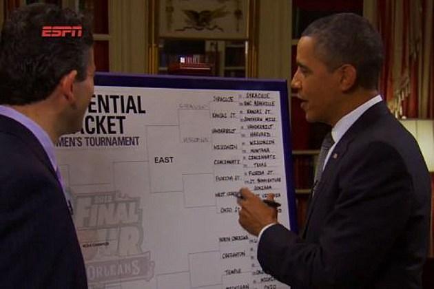Obama NCAA