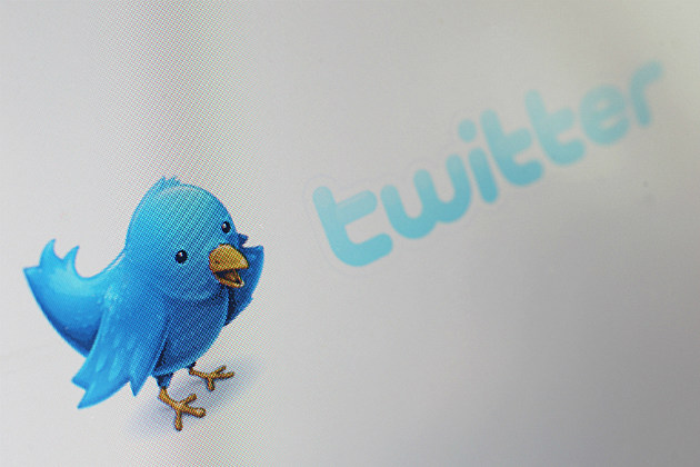 screen shot of Twitter logo