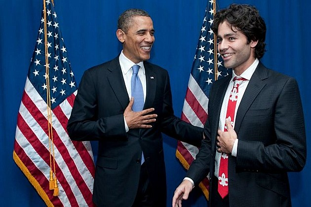 Vincent Chase Barack Obama