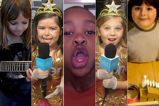 Best Viral Video Kids of 2012