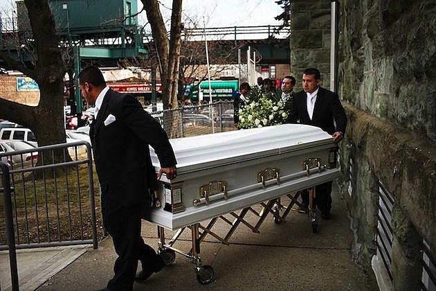 funeral coffin casket dead