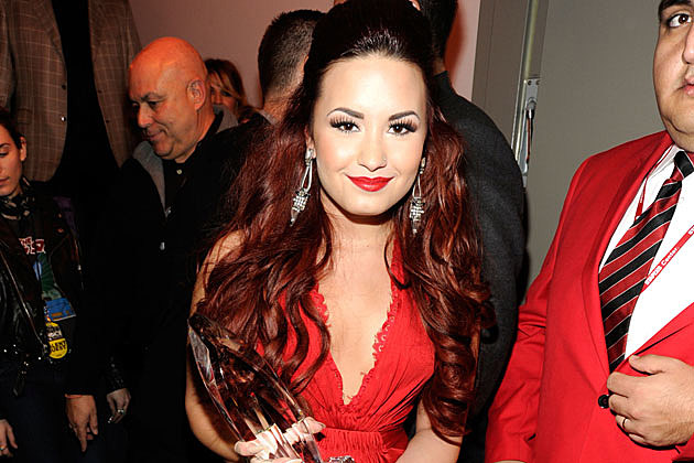 Demi Lovato, Irish celebrities