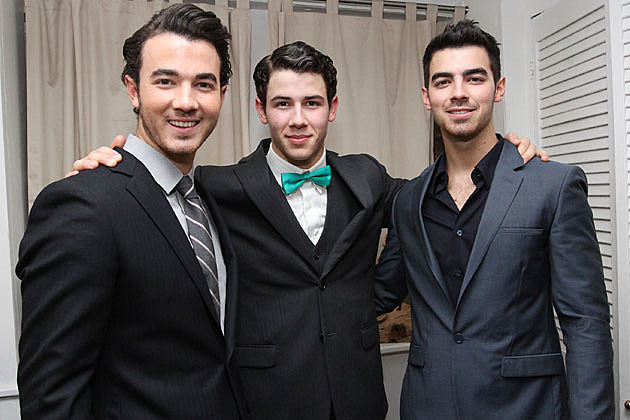 The Jonas Brothers, Irish celebrities