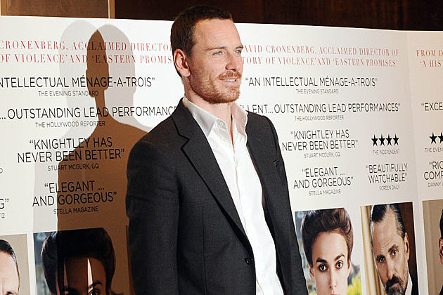 Michael Fassbender, Irish celebrities