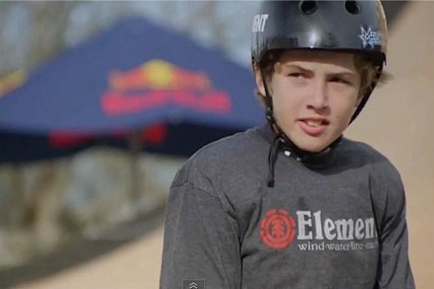 1080 skateboarder Tom Schaar