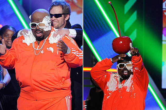 2012 Kids' Choice Awards, Cee Lo Green
