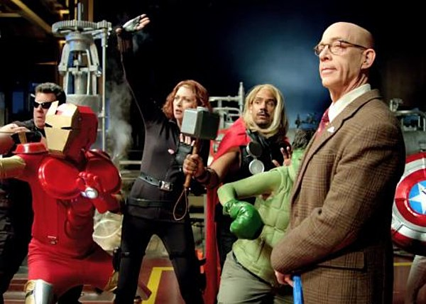 'Avengers' Fans Assemble in Funny Farmer's Insurance ...