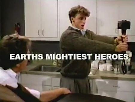 Avengers promo 1978