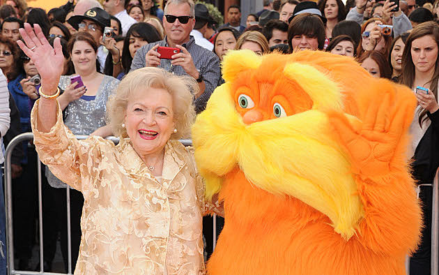 Betty White The Lorax