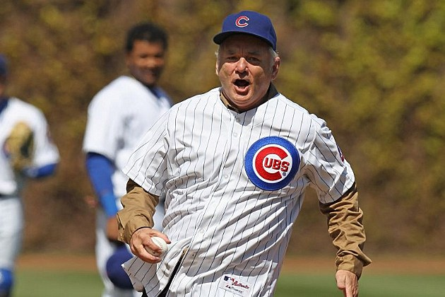Bill Murray cubs