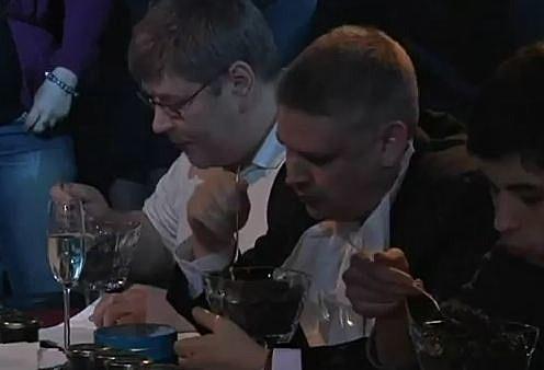 Caviar contest